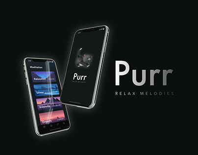 Purr - Meditation and relaxation app