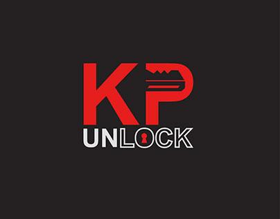 KP Unlock logo