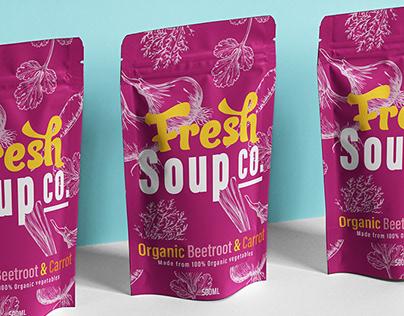 Fresh Soup Co. Pouch Designs