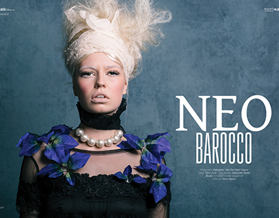 Neo Barocco for 7Hues Issue 14