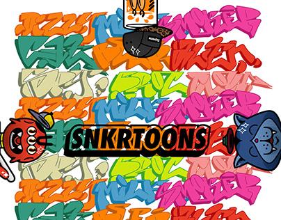 SNKRTOONS