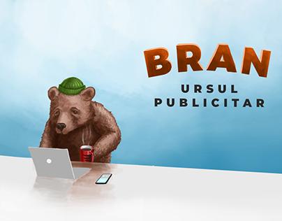 The Advertising Bear