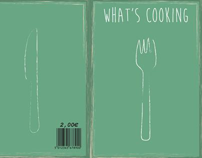 Cooking Zine