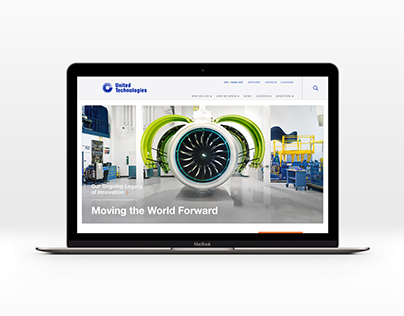 United Technologies corporate website