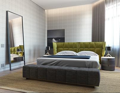 #110 - Bedroom