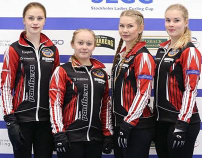 Curling Performance Apparel Design