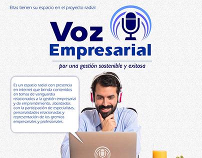 Brochure Voz Empresarial