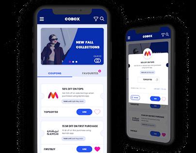 Shopping Coupon Aggregation Mobile App