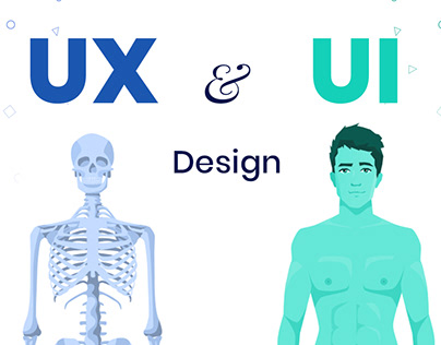 UI vs UX Design – What's the difference (Infographics)