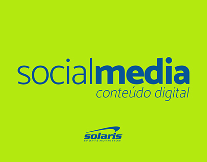 SOLARIS NUTRITION - Mídia social