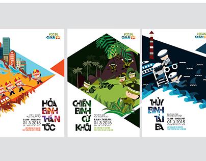 Hoc Ki Quan Doi | Event
