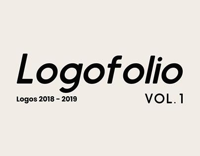 Logofolio Vol 1 - 2018-19
