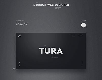 Tura. UI Design