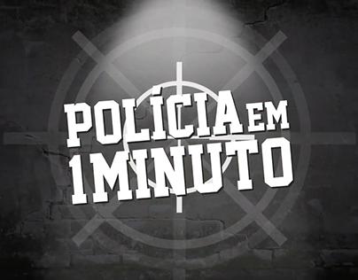 Polícia em 1 Minuto - Correio Verdade da TV Correio