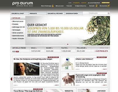 pro aurum   concept   for straight.