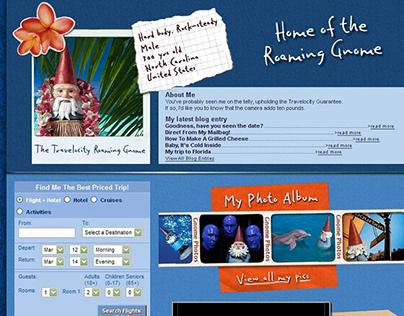 Travelocity LatAm Web Redesign