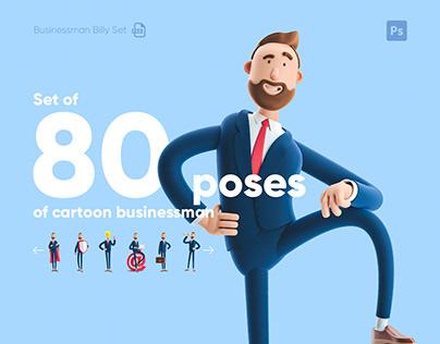 Businessman Billy