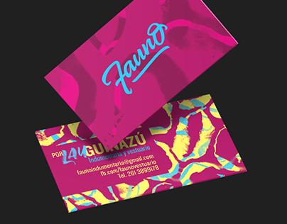 Fauno - Branding