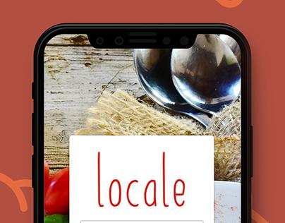 Locale UI