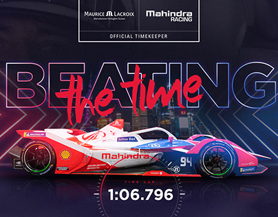 Maurice Lacroix X Mahindra Racing - Beating the time -