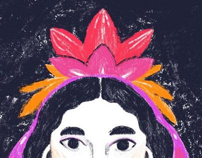 Flora Portrait