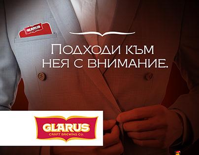 GLARUS CRAFT BEER - Print/OOH Campaign