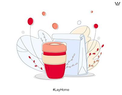 LayHome | Illustration story