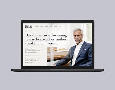 David R. Bell Website