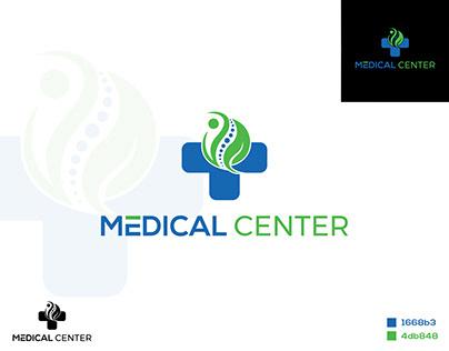 MedicalCenter-Health Care -Logo Design.