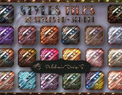 Photoshop Styles Tiles