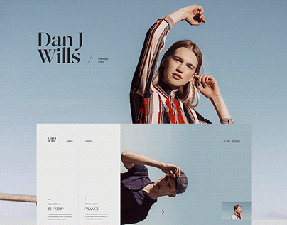 Dan J Wills - Photography portfolio