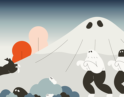 台湾フリーランスシリーズ - イラストレーター紙上行旅展|百鬼夜行
