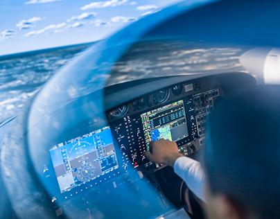 Patria Pilot Training