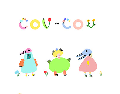 Cou-Cou characters