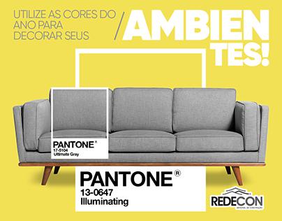 PANTONE - Redecon