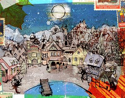 Christmas Postcards 2009