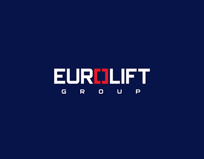 Logo | «Eurolift» — industrial enterprise.