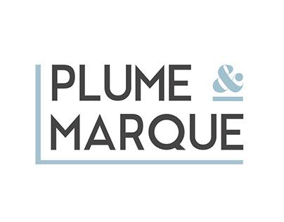 recherches de logo Plume&Marque