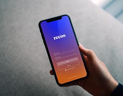 Recos App