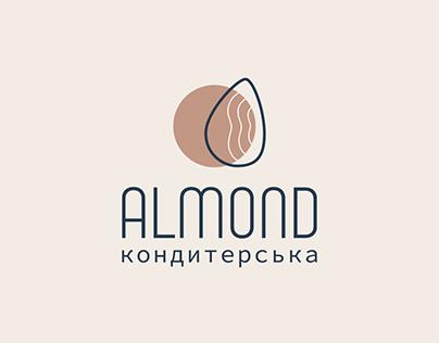 Almond/Миндаль/Corporate identity