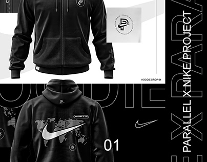 Parallel X Nike Clothing Concept 2021