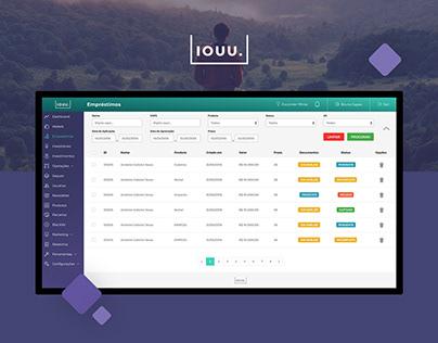 IOUU Software — WebApp