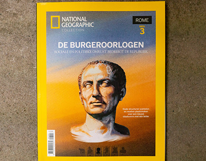 National Geographic Collections Rome III