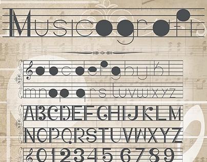 Tipografia - Musicografi