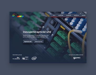 CESNET | Czech-Light – website