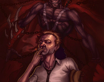 John Constantine & Spawn