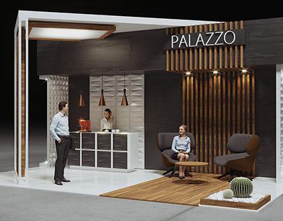 Estande Palazzo