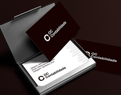 Redesign de Logotipo - OC Contabilidade