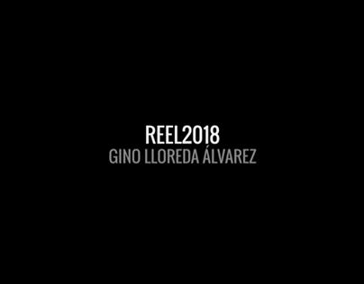 Gino Lloreda Alvarez / Reel 2018