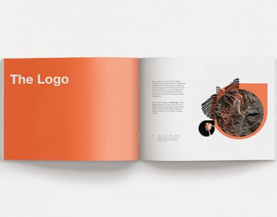 Visual Identity Brand Book for Hecho por Nosotros (HXN)